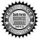 2013 Best Place To Work Emblem